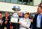 女子PGA赛朴仁妃三连冠