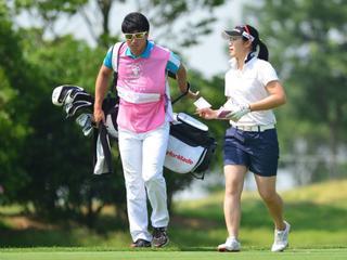 冈村优和男神哥哥的高尔夫