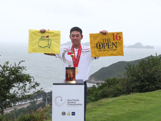 亚太业余锦标赛决赛轮取消 金诚夺冠进奥古斯塔