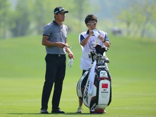 中国公开赛首轮南非选手奥托领先