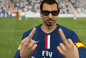 FIFA17搞笑瞬间 C罗躺枪