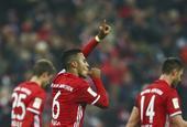[德甲]拜仁慕尼黑2-1勒沃库森