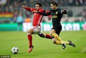 [欧冠]拜仁慕尼黑1-0马德里竞技