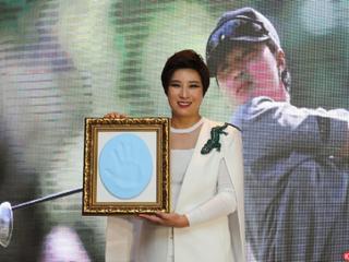 2016韩巡赛颁奖典礼