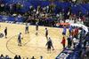 图文-NBA全明星训练 训练赛