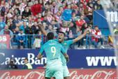 [西甲]马德里竞技1-2巴塞罗那