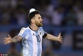 世预赛南美区阿根廷1-0智利