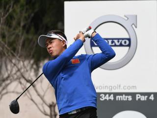 中国公开赛上海资格赛首轮