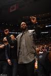 图文-麦蒂入选NBA名人堂 重回多伦多