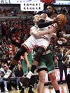 图文-NBA周周囧第49期 我来抱你上篮