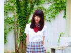 今野杏南学生制服写真清纯可爱