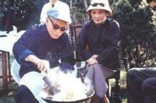 爱做蛋炒饭的蒋介石