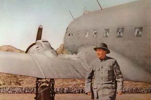一组罕见的毛主席照片