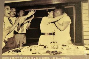 赴台后蒋经国的滋润生活