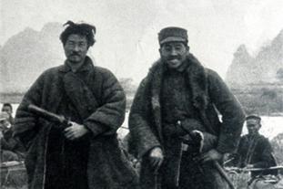 日军特工队罕见照