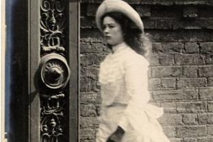 20世纪初的伦敦街拍