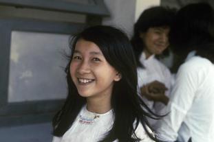 军人与少女:南越旧照