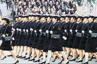 日本自卫队女兵啥样