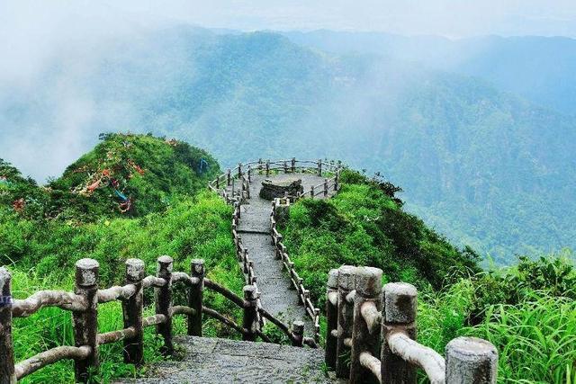 南宁大明山风景区将于4月29日起封山一年(图)