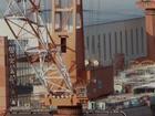 国产航母完成8分段吊装