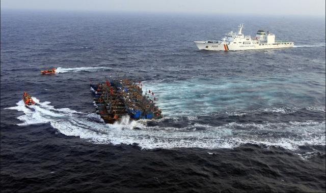 韩国海警为何屡次杀死中国渔民