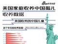 美国家庭收养中国孤儿-收养数据