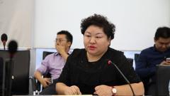 金英杰副总裁薄丽佳:未来打造O2O商业平台