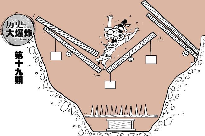 入侵者狗带:古人防盗墓的那些坑爹手段