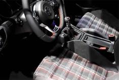视频:胖哥带你看车展 高尔夫GTI内部