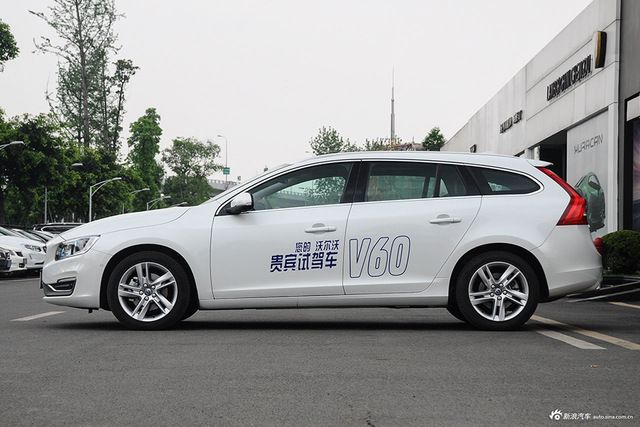 新浪购车 沃尔沃V60最低享8.1折