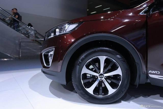 索兰托最高优惠6.57万元 新浪购车报名中