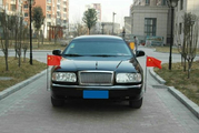国内最贵的二手红旗车 比迈巴赫S500还贵