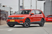 大众途观新车16.43万起,买车还得看价格!