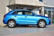 奥迪Q3新车18.36万起,颜值和优惠是否可以并存?