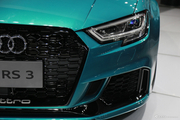 奥迪RS3厦门热销中 欲购从速