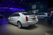全国30城联动大促,凯迪拉克ATS-L新车21.18万起