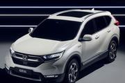 本田提前披露CR-V混动车型细节