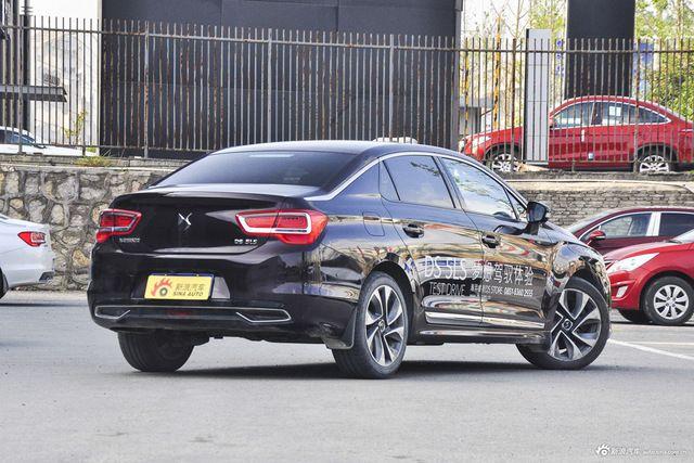 DS 5LS最高直降3.69万 新浪购车促销中