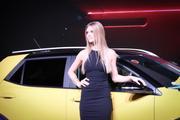 法兰克福车展上最具国际范儿车模TOP3