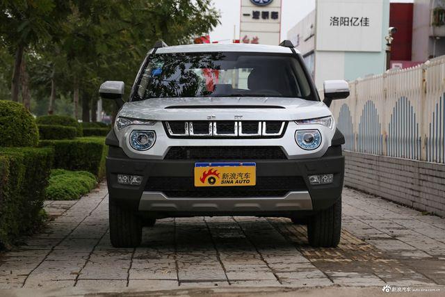 北京BJ20最高直降0.87万元 新浪购车报名中