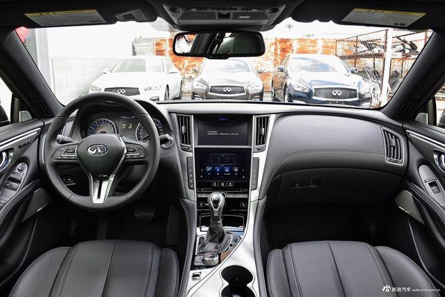 Q60最高优惠19.92万元 新浪购车报名中