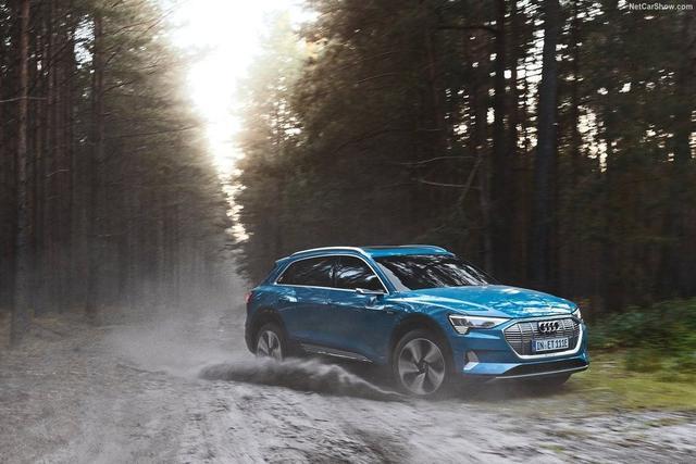 图集|2020款奥迪 e-tron,豪华品牌纯电动中型SUV-图片1