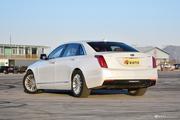 2月新车比价 凯迪拉克CT6售价32.22万起