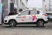 北汽绅宝X35天津5.78万起,最低8.8折