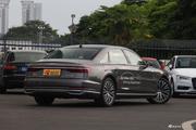 奥迪A8促销中,最高直降16.59万,新车全国72.96万起!