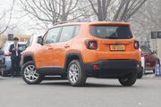 Jeep自由侠北京最低8.4折,最高优惠2.44万