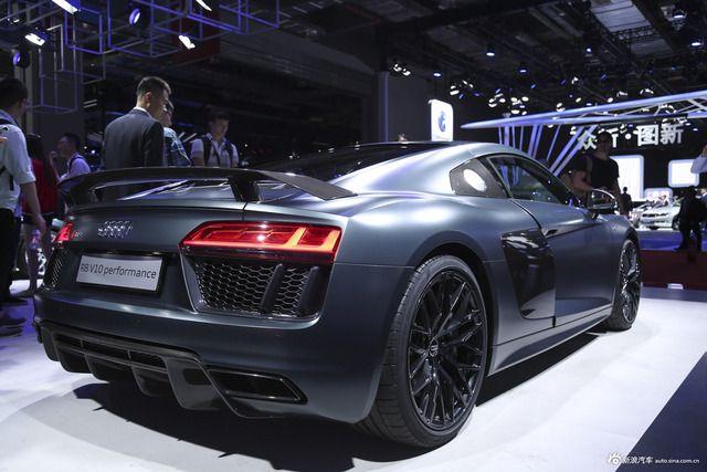奥迪R8最高直降36.86万 新浪购车促销中