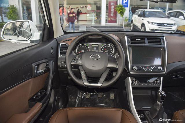 陆风X5最高优惠0.43万 新浪购车促销中