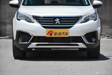 7座SUV东风标致5008购车享万元购置税补贴