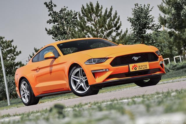 实拍|换装10AT变速箱 福特Mustang-图片1